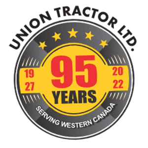 Union Tractor-95 Years Union Tractor Logo